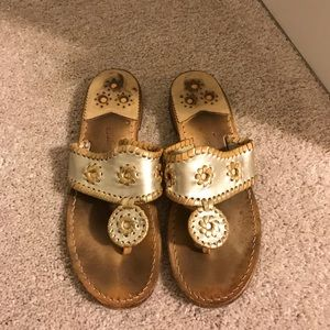 Jack Rogers Size 8